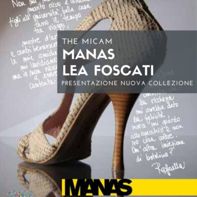 TheMicam P/E 2014: MANAS/LEA FOSCATI