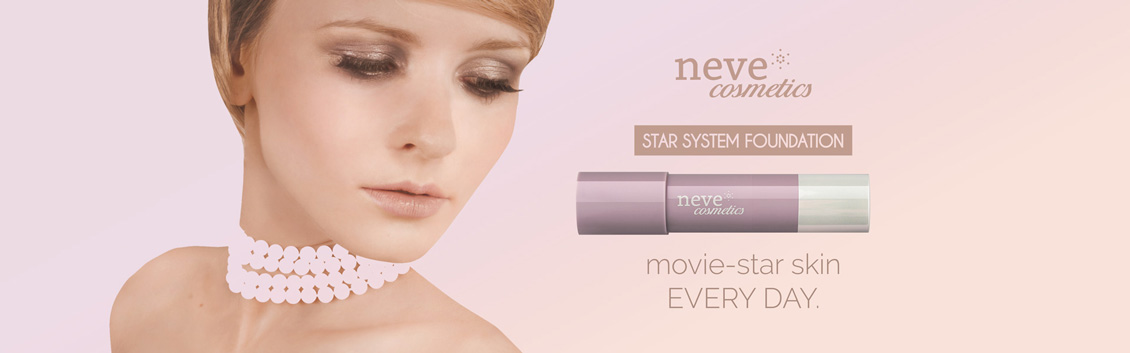 Neve Cosmetics Star System Foundation: il fondo definitivo.