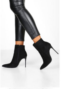BASIC SHOES ankle boots