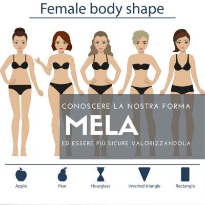 MELA: riconoscere la forma del proprio corpo per valorizzarla al meglio