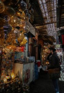 viaggiare in marocco souk